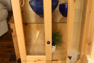 Custom Pine Cabinet